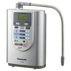 Panasonic アルカリイオン整水器 TK7208P-S <クリスタルシルバー>【送料無料】