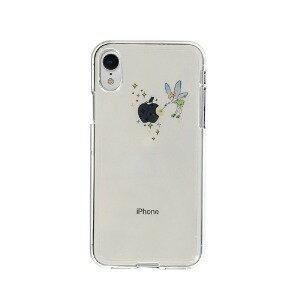 ROA iPhone XR 6.1インチ用 ソフトクリアケース ティンカーベル DS14814I61(ティン