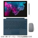 マイクロソフト Windowsタブレット Surface Pro 6(サーフェスプロ6) LGP−00017 シルバー [12.3型 /intel Core i5 /SSD:128GB /メモリ:8GB /2019年1月モデル]