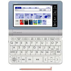 CASIO 電子辞書「エクスワード(EX−word)」(高校生モデル・215コンテンツ収録) XD−SR4800BU ブルー