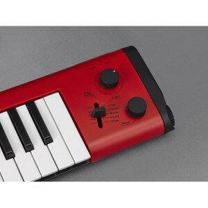 YAMAHA 電子キーボード SHS−500RD [37ミニ鍵盤]