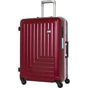 バリスティックスピリット スーツケース TE−0791−67BG バーガンディ [90L]