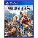 バンダイナムコ PS4ゲームソフト ONE PIECE WORLD SEEKER