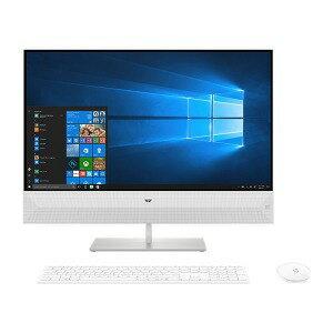HP デスクトップパソコンPavilion All−in−One 27−xa0075jp − 4YR10AA−AAAA スノーフレークホワイト