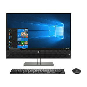 HP デスクトップパソコン Pavilion All−in−One 27−xa0170jp− 4YR07AA−AAAC スパークリングブラック