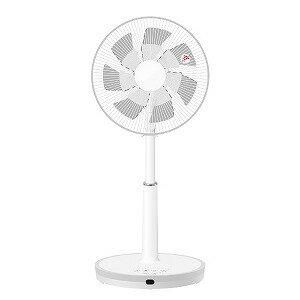 山善 30cmDCリビング扇風機 フルリモコン式 YLX−HD30ライトシルバー
