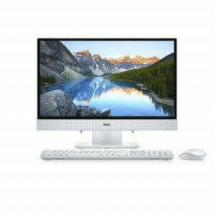 デル 21.5インチデスクトップPC Inspiron 22 3000 3280 FI336T−9HHBWホワイト (2019年春モデル)