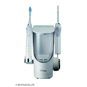 フラックス ティータイム ジェットウォッシャー&電動歯ブラシセット FLTM19B