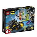 LEGO レゴブロック 76137 スーパーヒーローズ バットマン vs. リドラーの強盗