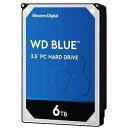 ウェスタン デジタル 「バルク品・保証無」 内蔵HDD [3.5インチ/6TB] WD60EZAZRT