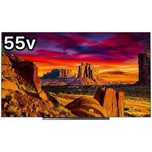 東芝 TOSHIBA 55V型4K対応有機ELテレビ「REGZA(レグザ)」[4Kチューナー内蔵] 55X930(標準設置無料)