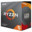 AMD Ryzen 5 3600 With Wraith Stealth cooler (6C12T3.6GHz65W) 100−100000031BOX・・・