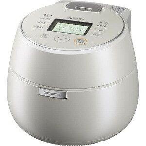 三菱 MITSUBISHI 炊飯器 「本炭釜」[5.5合/IH] NJ−AWA10−W 白真珠(しろしんじゅ)