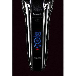 パナソニック Panasonic メンズシェーバー「ラムダッシュ」[5枚刃/国内・海外対応] ES−CLV8E−S シルバー調