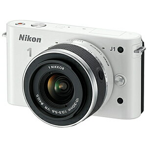 日本全国送料無料!更に代引き手数料無料!ニコン デジタル一眼カメラ「Nikon 1 J1 標準ズー...