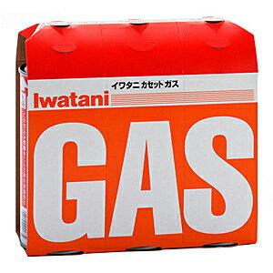 イワタニ カセットガス オレンジ 3本パック