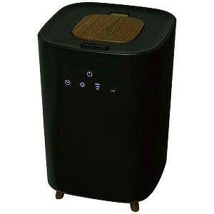 エレス ハイブリッド式加湿器(エルズ フュミディファイアー)[加熱+超音波・木造6畳/プレハブ10畳まで] LsHumidifierBK
