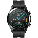 HUAWEI WATCHGT246MMBK スマートウォッチ Watch GT2 46mm Matte Black WATCHGT246MM/BK