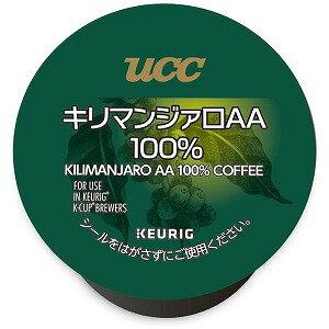 キューリグ UCCキリマンジァロAA(Kカップ)N8g×12 SC1886N