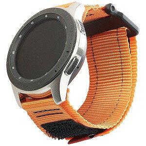 UAG UAG社製 Galaxy Watchバンド GalaxyWatch 46mm用 ACTIVEシリーズ(オレンジ) UAG−RGWLA−OR