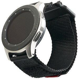 UAG UAG社製 Galaxy Watchバンド GalaxyWatch 46mm用 ACTIVEシリーズ(ブラック) UAG−RGWLA−BK