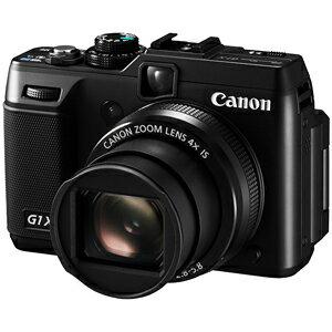 日本全国送料無料!更に代引き手数料無料!Canon デジタルカメラ「PowerShot」 PSG1X【送料無料】