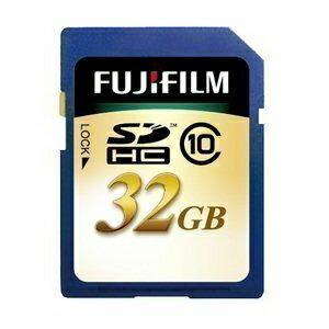 富士フィルム SDHCカードClass10 (32GB) SDHC−032G−C10(送料無料)