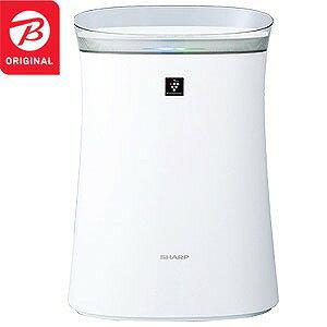 シャープSHARP空気清浄機[適用畳数:23畳/PM2.5対応]FU−N50BK−Wホワイト系