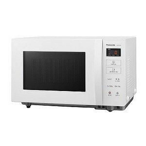 パナソニック Panasonic 単機能レンジ(フラット) ホワイト NE−FL100−W