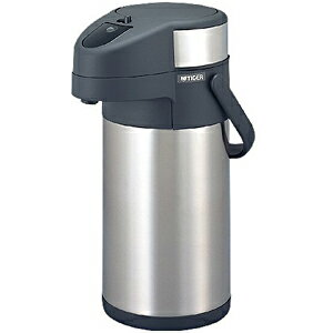 """Tiger stainless air pot (2. 2 L) """"saharavic"""" MAB-A220-XC < clear stainless steel]"""