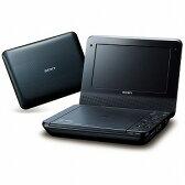 ソニー ポータブルDVDプレーヤー DVP‐FX780(B)(ブラック)(送料無料)