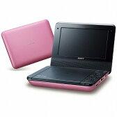 ソニー ポータブルDVDプレーヤー DVP‐FX780(P)(ピンク)(送料無料)