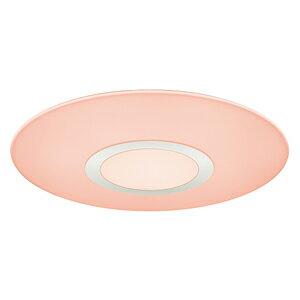 シャープ さくら色LEDシーリングライト(〜10畳)調光・調色 DL−C406V【送料無料】