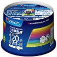 三菱化学 録画用DVD−R(1−16倍速対応/4.7GB)50枚スピンドルケース VHR12JP50V3