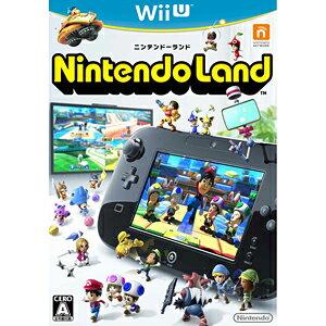 日本全国送料無料!更に代引き手数料無料!任天堂 Wii Uソフト Nintendo Land(ニンテンドー...