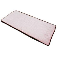 ユーイング 電気掛敷毛布(170×80cm)「おひとりさまっと」 UZ−S170E−P <ピンク>【送料無料】