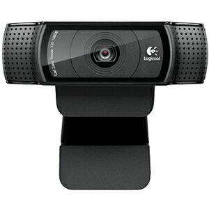 日本全国送料無料!更に代引き手数料無料!【ポイント2倍】ロジクール Webカメラ C920 <ブラ...