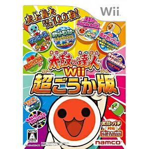 日本全国送料無料!更に代引き手数料無料!バンダイナムコゲームス Wiiソフト 太鼓の達人Wii ...