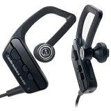 オーディオテクニカ Bluetooth対応ヘッドセット ATH?BT07【】