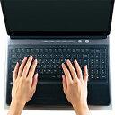 楽天エレコム キーボードカバー「大型ノートPC用(15.4W?16.4W)」 PKU‐FREE4