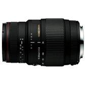 シグマ 望遠レンズ ニコン用 APO 70‐300mm F4‐5.6 DG MACRO(ニコン)(送料無料)