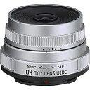 リコー 広角レンズ/トイ・レンズ ワイド(6.3mm F7.1) 04 TOY LENS WIDE