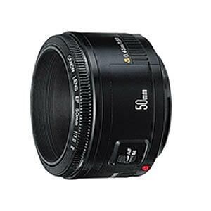 日本全国送料無料!更に代引き手数料無料!【ポイント2倍】Canon 単焦点レンズ EF50mm F1.8...