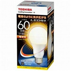 合計5,000円以上で日本全国送料無料!更に代引き手数料も無料。東芝 調光器非対応LED電球 「E...