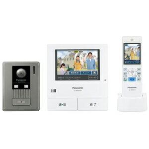 Panasonic ワイヤレスモニター付きカラーテレビドアホン 「どこでもドアホン」 VL−SWD501KL...