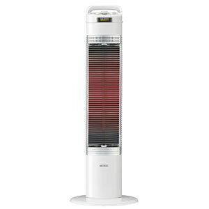コロナ 電気暖房機「コアヒートスリム」 DH?913R(W)<ホワイト>【送料無料】
