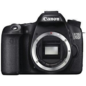日本全国送料無料!更に代引き手数料無料!Canon 一眼レフカメラ「EOS 70D」 EOS 70D(W)・...