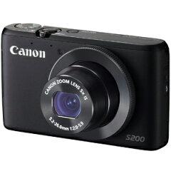 日本全国送料無料!更に代引き手数料無料!Canon デジタルカメラ「PowerShot」 PowerShot S200...