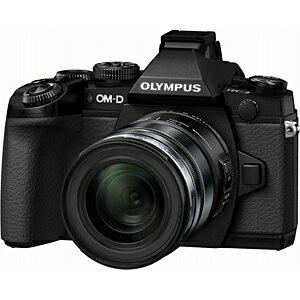 オリンパス デジタルミラーレス一眼 OM−D E−M1・12−50mm EZ レンズキット【送料無料】