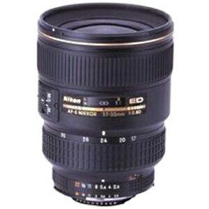 ニコン 交換レンズ AF‐S ズームニッコール ED 17‐35mm F2.8D(IF)